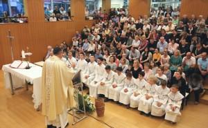 Proslavljen blagdan Župe bl. Ivana Merza u Španskom