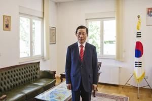 Veleposlanik Republike Koreje dolazi u Mariju Bistricu